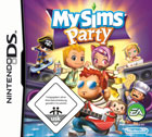 MySims Party Cover