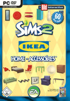 Die Sims 2 IKEA Home-Accessoires Cover